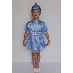 карнавальный костюм  Капля, капелька, сосулька