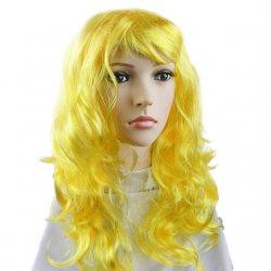 парик длинный волнистый