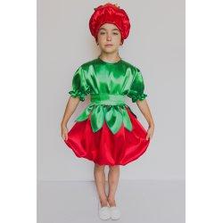 карнавальный костюм Помидор, помидорчик