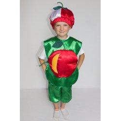 карнавальный костюм Яблоко