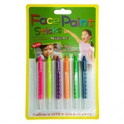 Грим карандаши неоновые