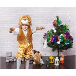 Карнавальный костюм лев, львёнок