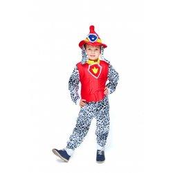 карнавальный костюм Щенячий патруль Маршал