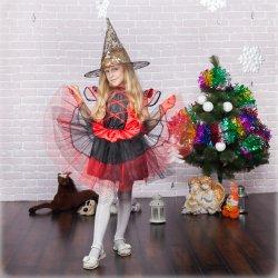 карнавальный костюм Ведьмочка, ведьма