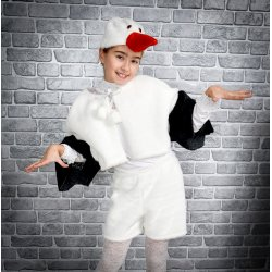 карнавальный костюм Аист