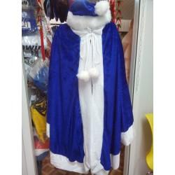 Врослый карнавальный костюм Снегурочка