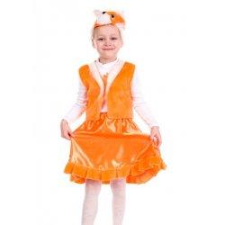 карнавальный костюм Лисичка, Лиса