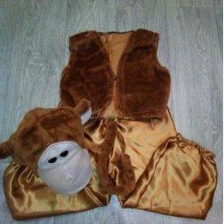 карнавальный костюм   Обезьяна, обезьянка