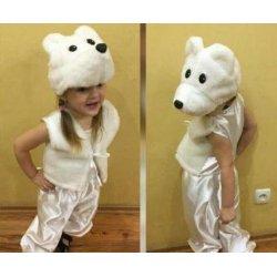 карнавальный костюм Умка Медведь, мишка