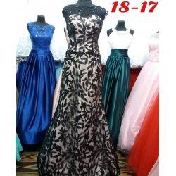 Вечернее платье 18-17