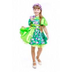 карнавальный костюм Весна