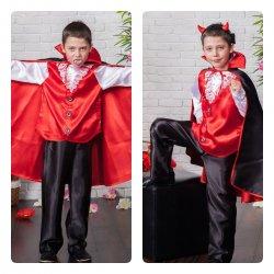 карнавальный костюм Вампир, черт