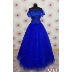Вечернее платье 19-01