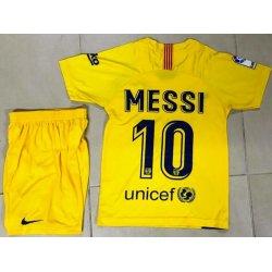Футбольная форма Барселона 2020, Месси