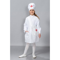 Детский карнавальный костюм Айболита