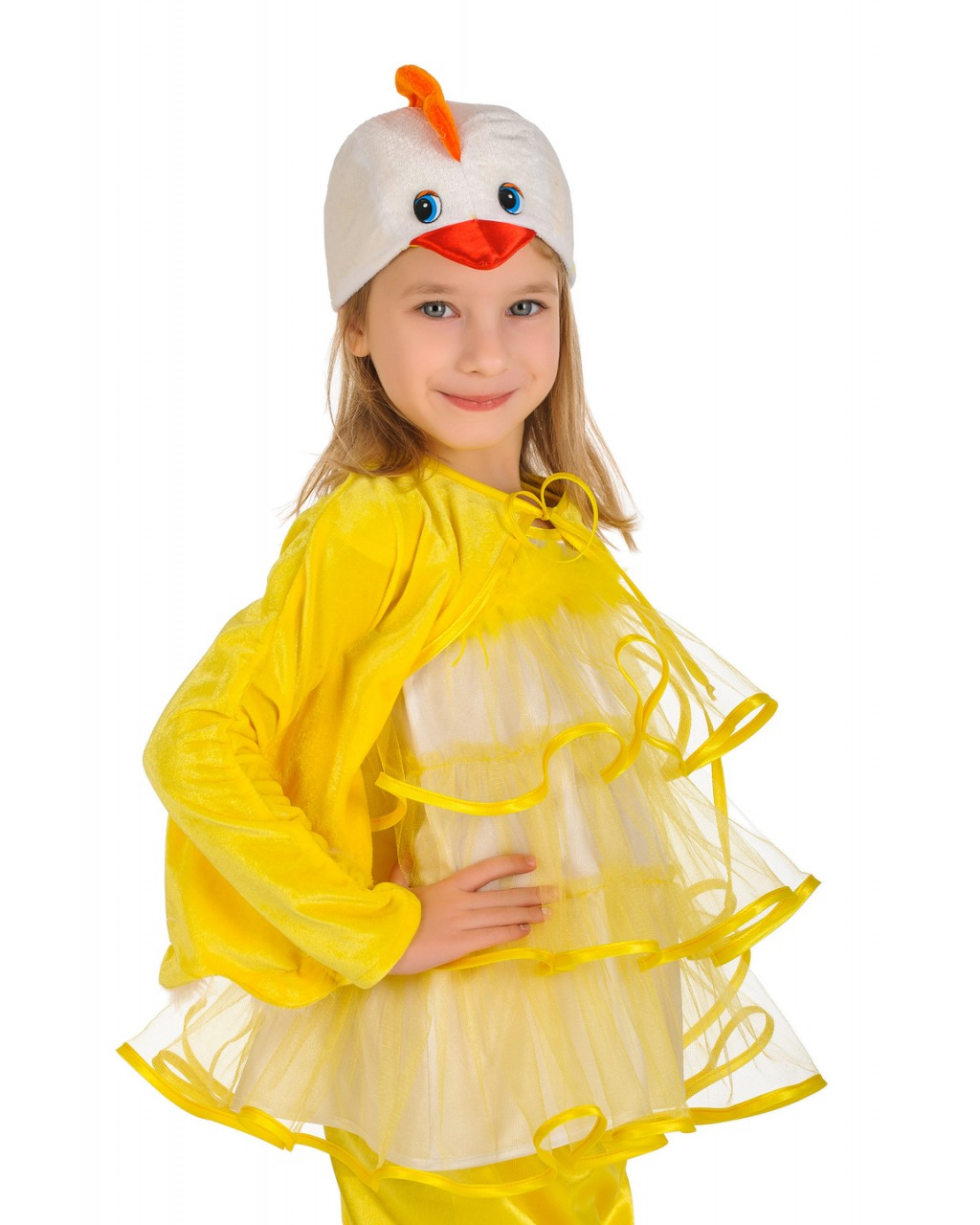 Цыпленка костюм своими руками