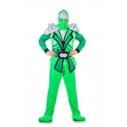 Ниндзяго зелёный