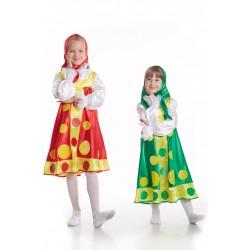 карнавальный костюм Матрёшка