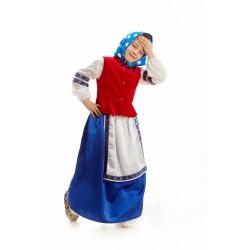 карнавальный костюм Бабка