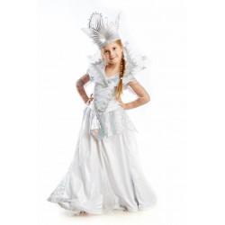 карнавальный костюм Снежная королева, снегурочка