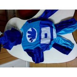 карнавальный костюм фиксик Нолик