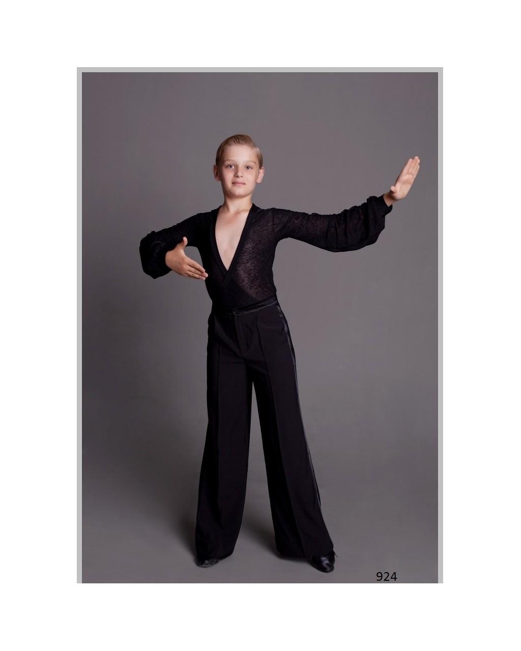 Сшить брюки на спортивные бальные танцы
