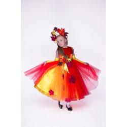 каранавальный костюм Осень