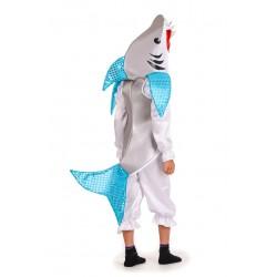 карнавальный костюм Акула, рыба, рыбка