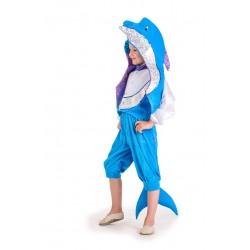 карнавальный костюм Дельфин, рыба, рыбка