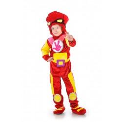 карнавальный костюм фиксик Фаер