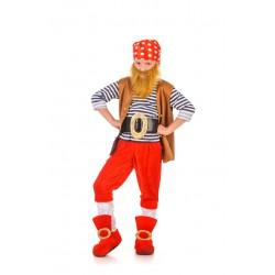 карнавальный костюм Бармалей
