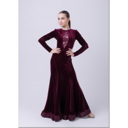 """платье стандарт """"Александрия"""" №743/1"""