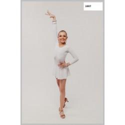Модель: Купальник гимнастический с юбкой