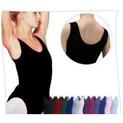 Модель: Купальник гимнастический майка
