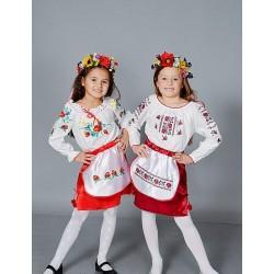 Модель: Украинка