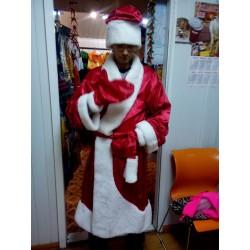 Взрослый карнавальный костюм Дед  Мороз