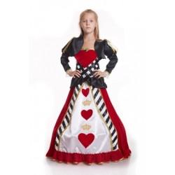 карнавальный костюм Карточная королева