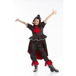 карнавальный костюм Атаманша, карта