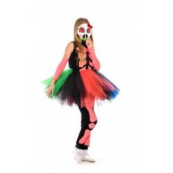 карнавальный костюм Принцесса скелетов