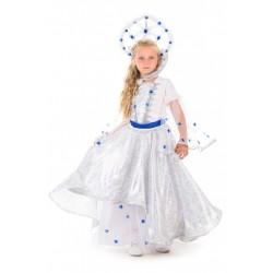 карнавальный костюм Метелица, снегурочка