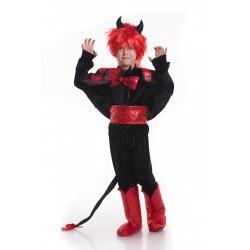 карнавальный костюм Чёрт, черта, чёртик