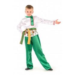 карнавальный костюм русский народный