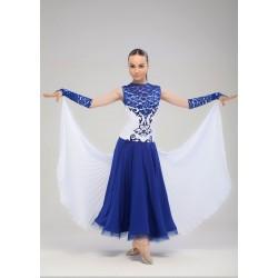 """платье стандарт """"Версаль"""" №742"""